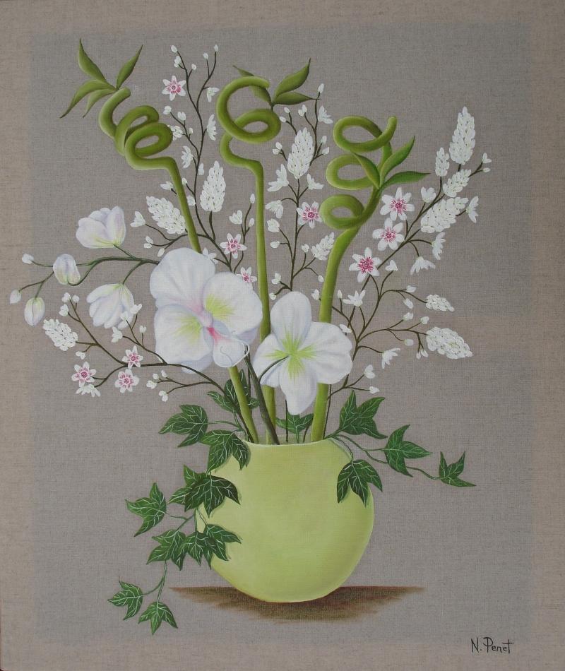 orchid es et bambous nathalie penet. Black Bedroom Furniture Sets. Home Design Ideas